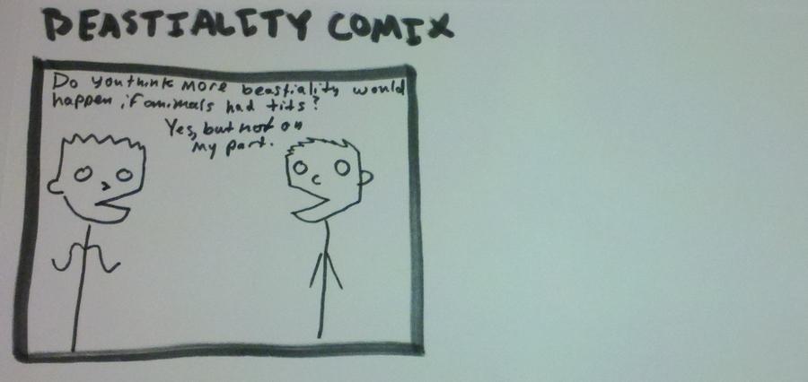 BEASTIALITY COMIX